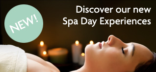 Discover our new Spa Day Experiences